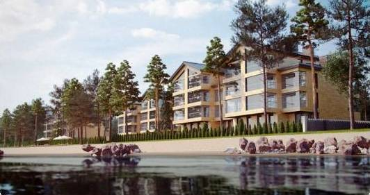Элитные апартаменты на берегу Финского залива от ГК «Пионер»
