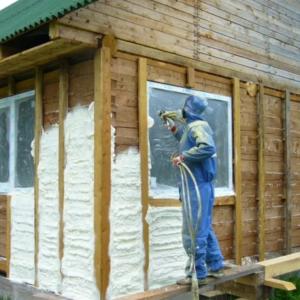 Как утеплить деревянный дом?