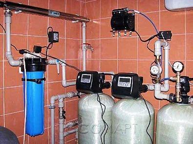 Компания «ЭкоМарт»: водоподготовка и водоснабжение объектов любой сложности