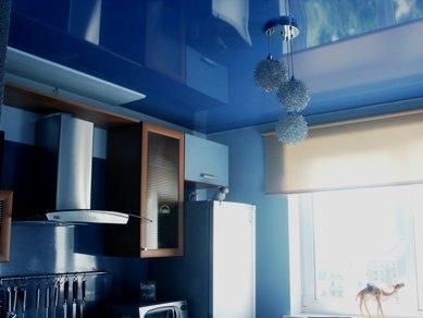 Наши надежные натяжные потолки помогут вам оригинально оформить любое помещение