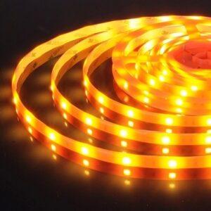 Светодиодная лента – яркость интерьера